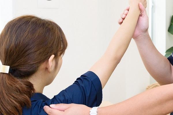 上肢(腕)・肘の症状