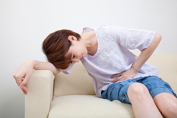 股関節の症状